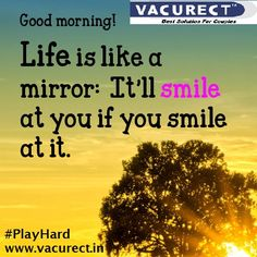 #GoodMorning Wish You all A Very Good Morning... #Vacurect Team Wish you Great Health... It's Time To #PlayHard....