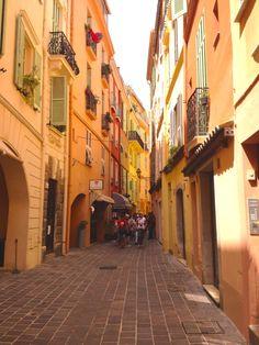 Old Town, Monaco