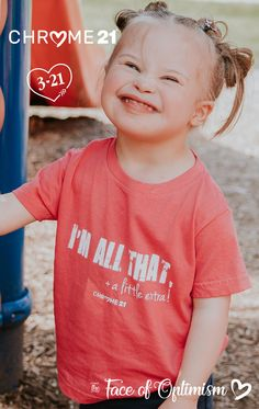 Clothing for Down Syndrome, Autism and Cancer Awareness. Down Syndrome Awareness Kids With Down Syndrome, Down Syndrome Facts, Down Syndrome Quotes, Down Syndrome Baby, World Downs Syndrome Day, Down Sydrome, Down Syndrome Awareness Month, Nothing To Fear, Special Needs
