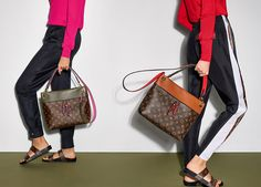 "One of the hardest parts of building and maintaining a brand is that once public perception shifts from ""this thing is great"" to ""this thing was great,"" it's always difficult (and sometimes impossible) to turn back the tides. The aging appeal of Louis Vuitton's famous monogram was one of the big reasons Marc Jacobs left …"