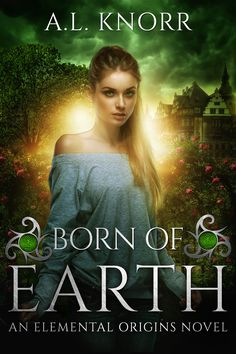 Need something to read this weekend? Come grab one of today's ebook deals including Born of Earth by: A.L. Knorr. Genres: Teen & #YoungAdultFiction | Rating: Moderate. FREE now on Amazon Kindle! #freeebooks Deal ends: 14 Mar 2017