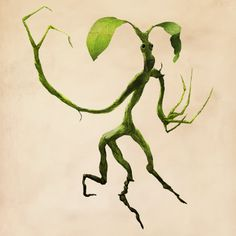 The Bowtruckle is immensely difficult to spot, being a hand-sized, insect eating, tree dweller. Harry Potter Creatures, Harry Potter Art, Fantastic Beasts And Where, Famous Vampires, Fantasic Beasts, Monster Book Of Monsters, Beast, Beast Creature, Magical Creatures