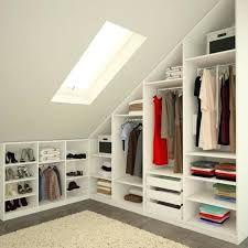 Walk In Wardrobes In Loft