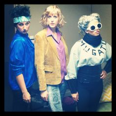 Our Zoolander Costume  sc 1 st  Pinterest & Mugatu and Derek Zoolander - Halloween Costume Contest at Costume ...
