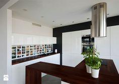 otwarta kuchnia z wyspą - zdjęcie od Za murami za dachami - Kuchnia - Styl Nowoczesny - Za murami za dachami
