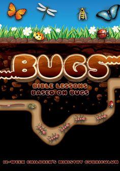 Bugs 12-Week Children's Ministry Curriculum