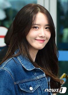 YoonA @ Incheon Airport (to San Roque, Spain) _ Part 4 Sooyoung, Yoona Snsd, Yuri, Incheon, Girls Generation, South Korean Girls, Korean Girl Groups, My Beauty, Asian Beauty