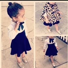 Monica Rose's celeberity stylist daughter is so fashionable ~ get ready Miss Prestyn