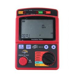 71.80$  Watch here  - High Voltage Digital Insulation Resistance Meter Insulation Tester GM3123