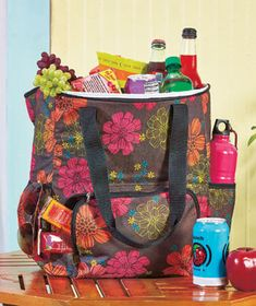 Ideal for tailgating, #hiking, #camping, picnics, the beach and more, the Oversized Insulated Cooler #Backpack makes the perfect accessory. Fully insulated interior can hold up to 24 beverage cans, snacks or whatever else you need to stay cool.