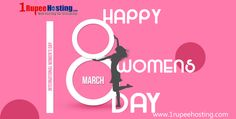 Wishing you a day filled with goodness and warmth. Wishing you happiness, today and forever. Happy Women's Day! Visit:http://1rupeehosting.com/