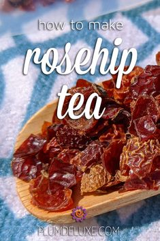 Rosehips, packed with vitamin C and anti-inflammatory properties, are best enjoyed dried as a tea, adding a slightly tart layer to your brew. Here's how to make rosehip tea. #rosehipteahowtomake #rosehipteabenefits #healthytea #antiinflammatory #teaforhealth #vitamin #antiinflammatorydiet #antiinflammatoryrecipe Eat Healthy, Healthy Life, Healthy Living, Rose Hip Tea Benefits, Caffeine In Tea, Rosehip Tea, Fruit Combinations, Different Fruits, Tea Gifts