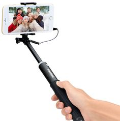 Top 10 Best Selfie Sticks for Smartphone, GoPro, and Camera