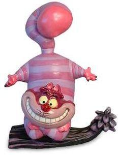 WDCC Disney Twas Brillig Alice Wonderland Cheshire Cat