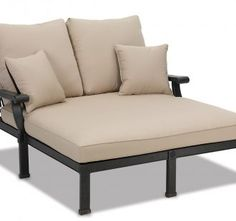 Best Terrific Designs Outdoor Double Chaise Lounge