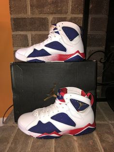 quality design d72ca 33065 air jordan retro 7 tinker olympic alternate olympic gold  fashion  clothing   shoes
