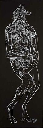 Doze Green, 'Sin título (03),' 2009, Jonathan LeVine Gallery