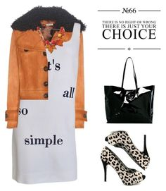 """""""It's All So Simple"""" by tinayar ❤ liked on Polyvore featuring Miu Miu, Moschino, Dolce&Gabbana and Versace"""