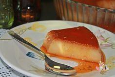 Pudim de Pão, tradicional e gostosa sobremesa bem parecido com o pudim de padaria que não leva leite condensado.