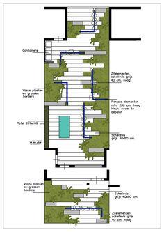 Landscape Architecture Design, Landscape Plans, Urban Landscape, Garden Design Plans, Fence Design, Terrace Design, Parking Design, Modern Landscaping, Garden Planning