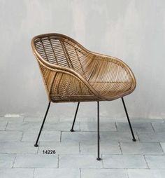 Poltrona in vimini - wicker armchair http://www.griffegenova.com/Griffe_Home/Divani_pint_new.html