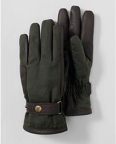 Simple gloves for commuting to work. Medium