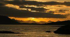 Loch Snizort, Isle of Skye, Scotland