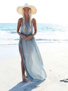 sheer elegance for getaway! Definitely need this in my closet!