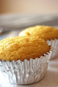 Sinful, Famous Dave's Sweet Cornbread Muffins.