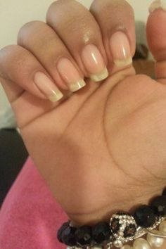 #naked #nails #nude #lylinailss