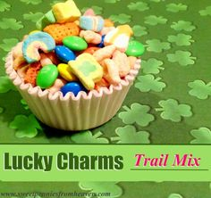 Lucky Charms Trail Mix