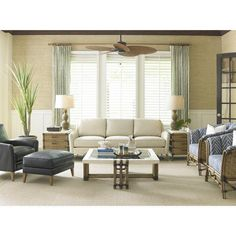 Tommy Bahama Configureable Living Room