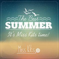 ¡Disfruta del verano con Miss Kits!