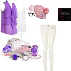 """After The World Is No More"" by ohthatskaitlin on Polyvore"