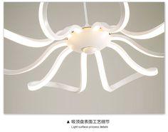 RuBao.Ru - Товары из Китая по низким ценам  - Запад может магазин свет украшения после современный стиль современный простой книга дом творческий обеденный стол рис зал освещение люстра