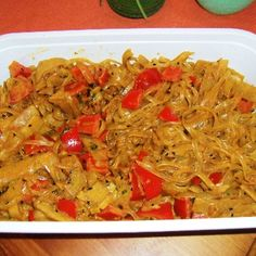 Indischer Glasnudelsalat Rezept | Küchengötter