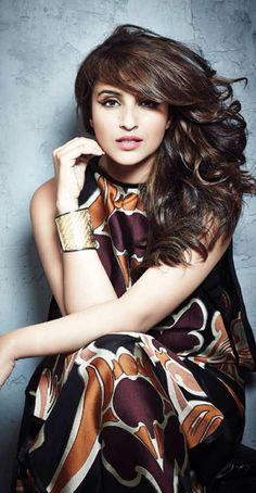 Parineeti Chopra Hot Shades - L'Officiel Magazine