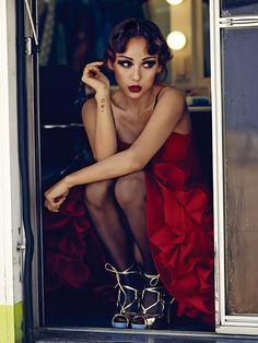 [MAGAZINE] Lee Hyori – Vogue Korea Magazine Issue '13