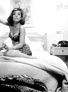 Here's to you Mrs. Robinson.  You have the best style.