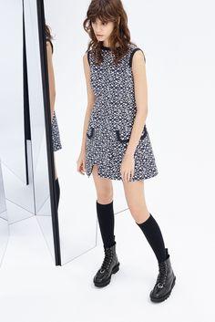 платье а-силуета