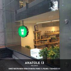 Visita la nueva sucursal de @villadepatosMX en #Anatole13, rodéate de productos de vanguardia #diseño #food #gourmet