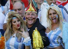 #Beauty in #Fans #Fifa #WorldCup