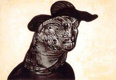 Jose Luis Cuevas – COSAS Mexican Art