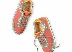 Boden Hotchpotch Trainer, Soft Red Spot Our retro trainer is fun and stylish for a stroll around the park or the school run. http://www.comparestoreprices.co.uk/womens-shoes/boden-hotchpotch-trainer-soft-red-spot.asp