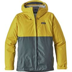 Whether you're hiking the high Rockies in the summer or exploring ancient ruins in Peru, the potential for serious rain showers exists every day, but you can always be prepared for wet weather with the Patagonia Men's Torrentshell Jacket. Made from H2No Performance shell fabric, this minimalist shell provides Patagonia's highest level of waterproof protection.
