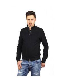 Mens jacket EMPORIO ARMANI 3200 Nero - titalola.com