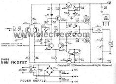 2SC5200 2SA1943 AMPLIFIER CIRCUIT DIAGRAM PCB - Auto