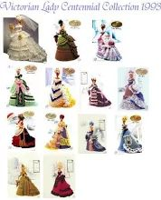 Victorian Lady Centennial Collection