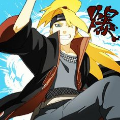 Mommy | Deidara HATES being called 'Mommy', but he's used to it. Orphan calls him that because he looks a lot like her now dead mother. He actually really loves Orphan. Deidara, near the end of book one, cut his hair shorter. Also, he has a BIG crush on a certain someone, who also has hots for him! They don't don't know both loves the other... WELL, now they do.... Hehe......