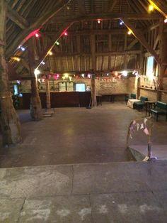Stunning Grade II listed Chapel Barn, Bolney location for the workshop
